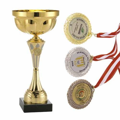 Kupa - Madalya